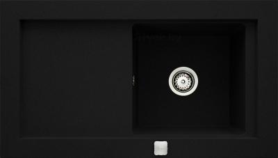 Мойка кухонная Teka Aura 45 B-TG (оникс) - реальный цвет модели может отличаться от цвета, представленного на фото