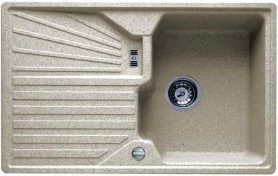 Мойка кухонная Teka Cascad 45 B-TG (песочный) - реальный цвет модели может отличаться от цвета, представленного на фото