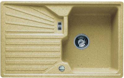 Мойка кухонная Teka Cascad 45 B-TG (топаз) - реальный цвет модели может отличаться от цвета, представленного на фото