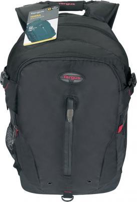 Рюкзак для ноутбука Targus Terra Backpack (TSB251EU) - вид спереди