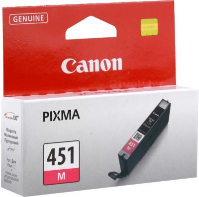 Картридж Canon CLI-451 (6525B001) - общий вид