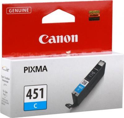 Картридж Canon CLI-451 (6524B001) - общий вид