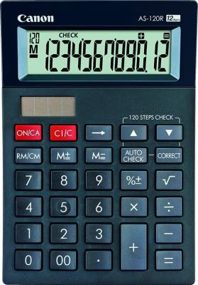 Калькулятор Canon AS-120R - общий вид