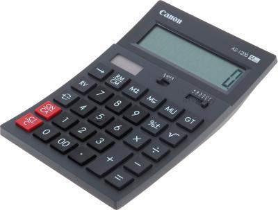 Калькулятор Canon AS-1200 - общий вид