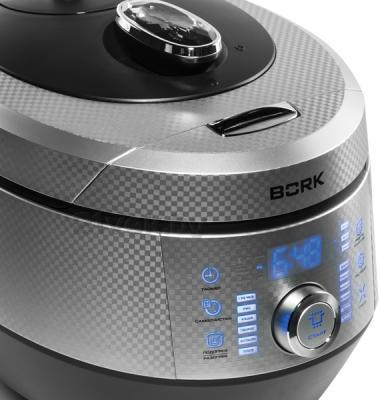 Мультиварка Bork U801 - полубоком