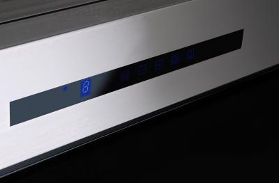 Вытяжка декоративная Armario PT-EN1453BL90 - панель управления