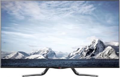 Телевизор LG 47LA790V - общий вид