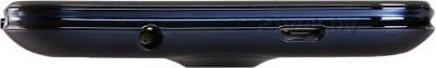 Смартфон Prestigio MultiPhone 5501 (Blue) - нижняя панель