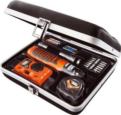 Универсальный набор инструментов Black & Decker A-7124 (18 предметов) - общий вид