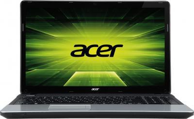 Ноутбук Acer Aspire E1-571G-73634G50Mnks (NX.M7CER.027) - фронтальный вид