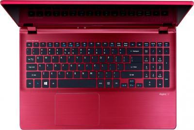 Ноутбук Acer Aspire V5-552P-10576G50arr (NX.ME7ER.002) - вид сверху
