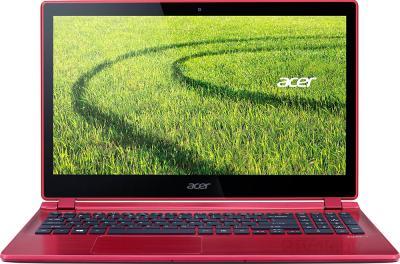 Ноутбук Acer Aspire V5-552P-10576G50arr (NX.ME7ER.002) - фронтальный вид