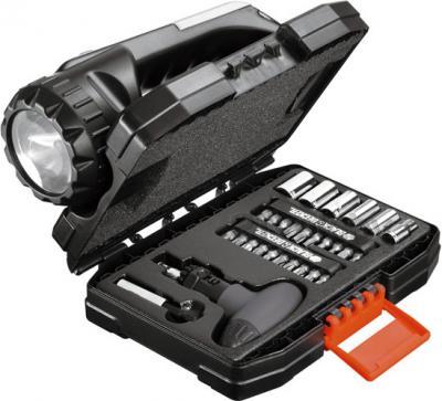 Универсальный набор инструментов Black & Decker A-7141 (35 предметов) - общий вид