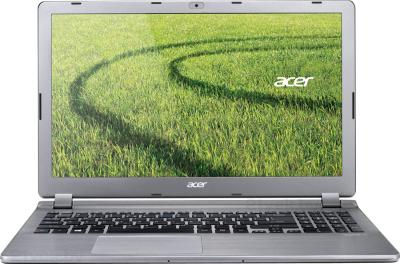 Ноутбук Acer Aspire V5-552P-10576G50aii (NX.MDLER.002) - фронтальный вид