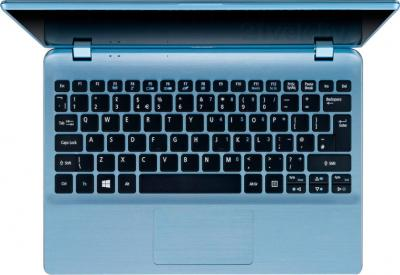 Ноутбук Acer Aspire V5-122P-61454G50nbb (NX.M92ER.001) - вид сверху