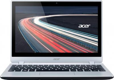 Ноутбук Acer Aspire V5-122P-42154G50nss (NX.M8WER.001) - фронтальный вид