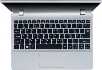 Ноутбук Acer Aspire V5-122P-42154G50nss (NX.M8WER.001) - вид сверху