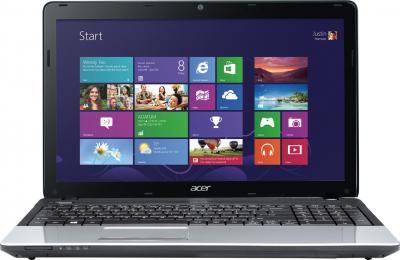 Ноутбук Acer TravelMate P253-E-20204G32Mnks (NX.V7XER.001) - фронтальный вид