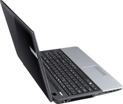 Ноутбук Acer TravelMate P253-E-20204G32Mnks (NX.V7XER.001) - вид сбоку