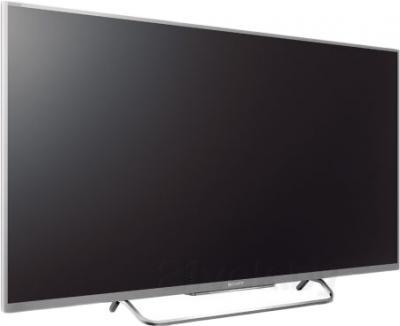 Телевизор Sony KDL-42W706B - полубоком