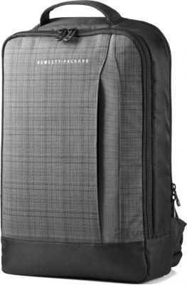 Рюкзак для ноутбука HP Slim Ultrabook Backpack (F3W16AA) - общий вид