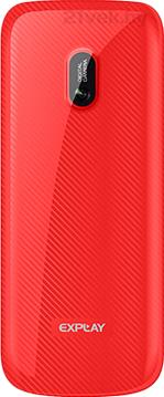 Мобильный телефон Explay A240 (Red) - задняя панель