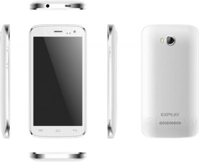 Смартфон Explay Golf (White) - полный обзор панелей