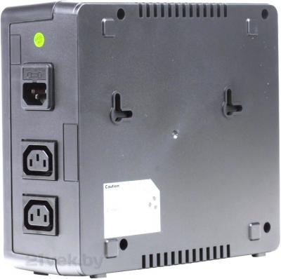 ИБП FSP Nano 400 (PPF2400300) - вид сбоку