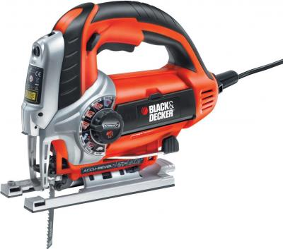 Электролобзик Black & Decker KS950SLK - общий вид