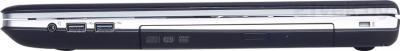 Ноутбук Lenovo IdeaPad Z710 (59396873) - вид сбоку