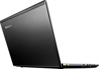 Ноутбук Lenovo IdeaPad Z710 (59396873) - вид сзади