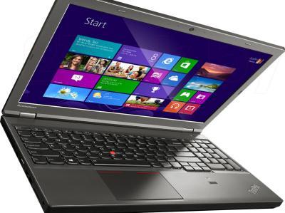 Ноутбук Lenovo ThinkPad T540p (20BEA00DRT) - общий вид