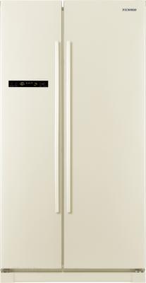 Холодильник с морозильником Samsung RSA1SHVB1/BWT - вид спереди