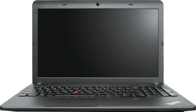 Ноутбук Lenovo ThinkPad Edge E540 (20C60043RT) - фронтальный вид