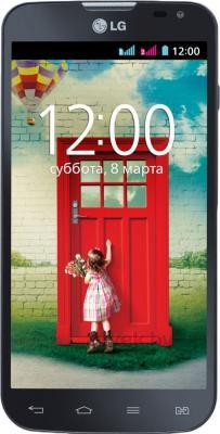 Смартфон LG L90 Dual / D410 (черный) - общий вид