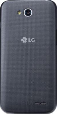 Смартфон LG L90 Dual / D410 (черный) - задняя панель