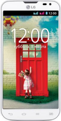 Смартфон LG L90 Dual / D410 (белый) - общий вид
