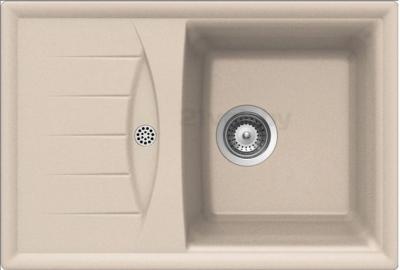 Мойка кухонная Teka Cabrera 45 B-TG / 88844 (песочный) - реальный цвет модели может отличаться от цвета, представленного на фото
