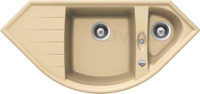 Мойка кухонная Teka Cabrera 70 E-TG (топаз) - реальный цвет модели может отличаться от цвета, представленного на фото