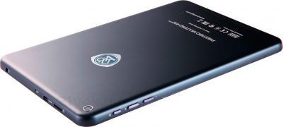 Планшет Prestigio MultiPad 4 Quantum 7.85 8GB 3G (PMP5785C3G_BL_QUAD) - вид сзади