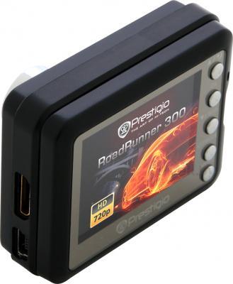 Автомобильный видеорегистратор Prestigio RoadRunner 300I (PCDVRR300I) - дисплей