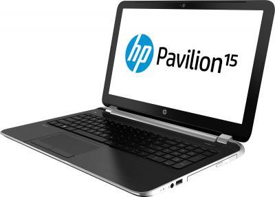 Ноутбук HP Pavilion 15-n202sr (F7S16EA) - общий вид