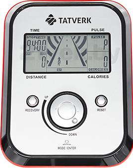 Эллиптический тренажер Tatverk Motion KK818H - дисплей