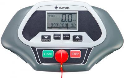 Электрическая беговая дорожка Tatverk Start KD133А - панель управления