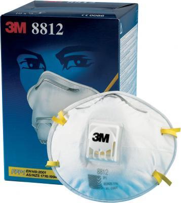 Респиратор 3M 8812 - общий вид