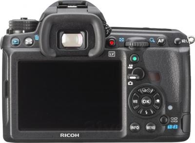 Зеркальный фотоаппарат Pentax K-3 Body (черный) - общий вид