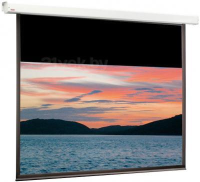 Проекционный экран Classic Solution Lyra 305x305 (E 297х167/9 MW-L4/W) - общий вид