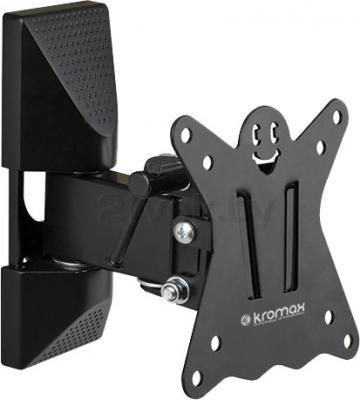 Кронштейн для телевизора Kromax Casper-102 (черный) - общий вид