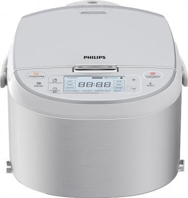 Мультиварка Philips HD3095/03 - фронтальный вид