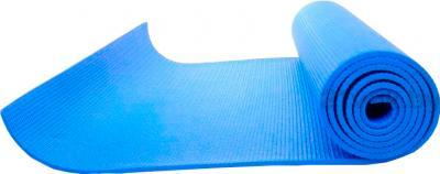 Коврик для йоги Motion Partner МР153 (голубой) - общий вид